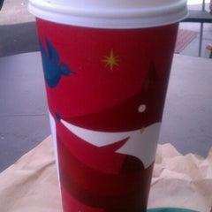 Photo taken at Starbucks by Meela D. on 11/1/2012