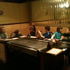 Photo taken at Sesame Grill by Kim H. on 11/21/2012