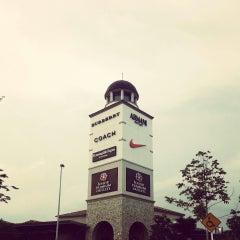 Photo taken at Johor Premium Outlets by Keiko E. on 6/8/2013