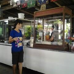 Photo taken at ร้านลมโชย by c n. on 9/22/2012