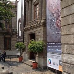 Photo taken at Museo Nacional de San Carlos by teresita v. on 7/17/2012