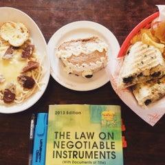 Photo taken at Myrna's Bake House - Pasonanca by Celine Amalia R. on 8/17/2015