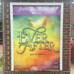 Photo taken at Paper Mill Playhouse by Laurent D. on 6/20/2015