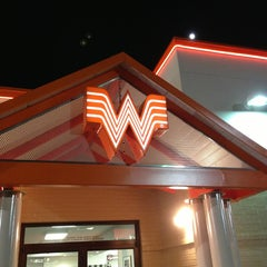 Photo taken at Whataburger by Edward S. on 5/23/2013