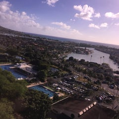 Photo taken at Plaza Hawaii Kai by Phil H. on 2/18/2016