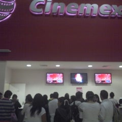 Photo taken at Cinemex by Julio C. on 2/13/2013