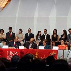 Photo taken at Palacio de los Deportes by Lucrecia Salas G. on 6/19/2015