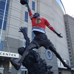 Photo taken at United Center by Lisa S. on 6/15/2013
