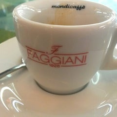 Photo taken at Antica Pasticceria Faggiani by Lucia C. on 4/3/2015