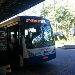 Photo taken at Airport Bus Service by Sasha 412 on 11/11/2012