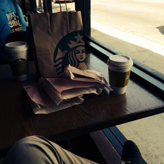 Photo taken at Starbucks by Ahmad A. on 6/23/2014