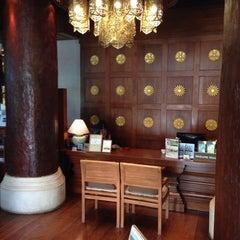 Photo taken at The Rim Resort (เดอะริม รีสอร์ท) by EJaap on 10/11/2014