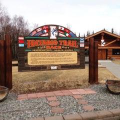 Photo taken at Iditarod Race Headquarters by J. Sperling R. on 3/10/2016