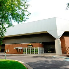 Photo taken at Patriot Center by Patriot Center on 6/2/2014