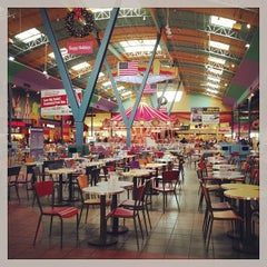 Photo taken at Concord Mills Food Court by Akihiko S. on 11/16/2013