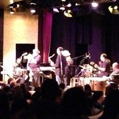 Photo taken at Yoshi's Jazz Club & Japanese Restaurant by Peter K. on 5/11/2013