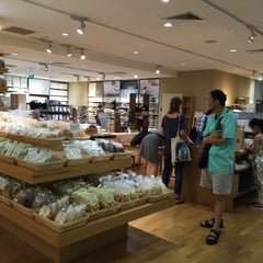 Photo taken at MUJI by Ted on 7/18/2015