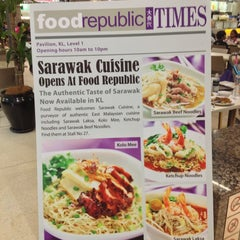 Photo taken at Food Republic by Ted on 12/19/2012