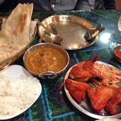 Photo taken at 에베레스트 Everest nepali restaurant by 현주 허. on 12/20/2014