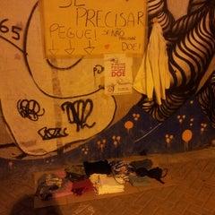 Photo taken at Quadra Polivalente Estação Metrô-Rio Flamengo by Gabriella C. on 9/10/2014