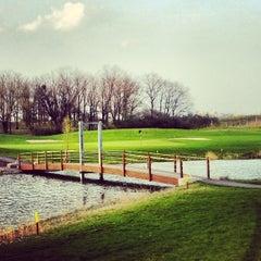 Photo taken at Golf Resort Black Bridge by GMKcz H. on 4/21/2013