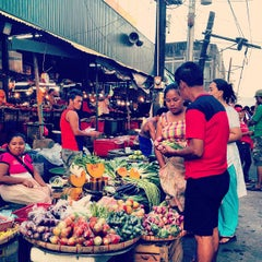 Photo taken at Olongapo City Public Market by Lean D. on 3/12/2013