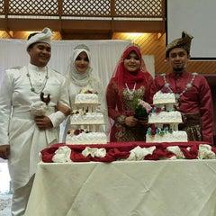 Photo taken at Dewan Jubli Perak SUK Selangor by wahirahim on 5/10/2015