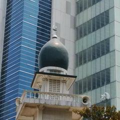 Photo taken at Gedung Cyber 1 (Elektrindo) by Komandan Y. on 9/12/2014