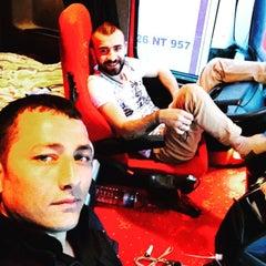 Photo taken at Eti Sarp Havacilik Lojistik A.Ş. by Ogün K. on 6/8/2015