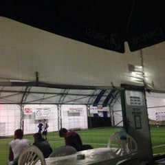 Photo taken at Sport Center Futbal (Balon) by Emre M. on 9/1/2014