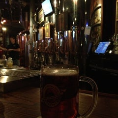 Photo taken at Royal Oak Brewery by Ron A. on 10/30/2012