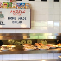 Photo taken at Angelo's by Erik M. on 9/15/2012