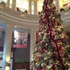 Photo taken at Omni Providence by Alana R. on 12/21/2012