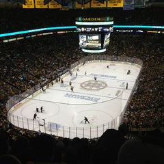 Photo taken at TD Garden by Stephen S. on 6/8/2013