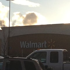 Photo taken at Walmart Supercenter by Karyn M. on 12/18/2012