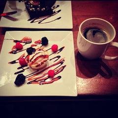 Photo taken at Sugar Café by Cameron L. on 10/30/2012