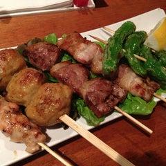 Photo taken at Sake Bar Hagi by Emma O. on 3/9/2013