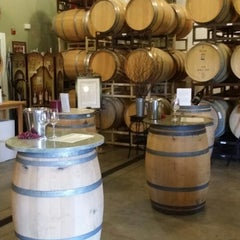 Photo taken at Talty Winery by Krista J. on 7/5/2014