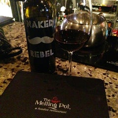 Photo taken at The Melting Pot by Benedict C. on 2/24/2013