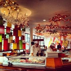 Photo taken at SUSHISAMBA by Justine S. on 7/17/2013