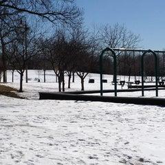 Photo taken at Horner Park by Marcella on 3/3/2013