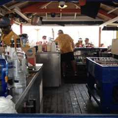 Photo taken at The Beach Bar by Where's J. on 7/27/2013