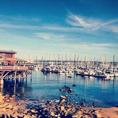 Photo taken at Old Fisherman's Wharf by Bryan K. on 1/19/2013