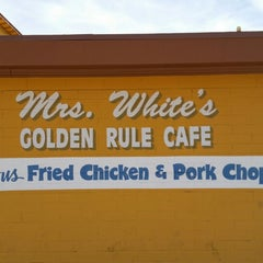 Photo taken at Mrs. White's Golden Rule by Jim S. on 4/22/2014