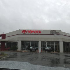 Photo taken at Keith Pierson Toyota by Катя on 2/25/2013