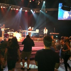 Photo taken at Life Center Ministries International by Ricky P. on 8/12/2012