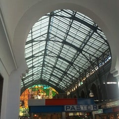 Photo taken at Mercado de Atarazanas by Carlos J. on 12/21/2012