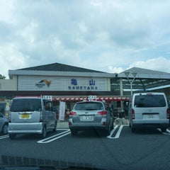 Photo taken at 亀山PA (上り) by A I. on 4/29/2015