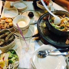 Photo taken at Kapten Steamboat & Grill by Miezz T. on 6/30/2015