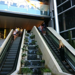 Photo taken at Recoleta Mall by Hernan G. on 1/18/2013